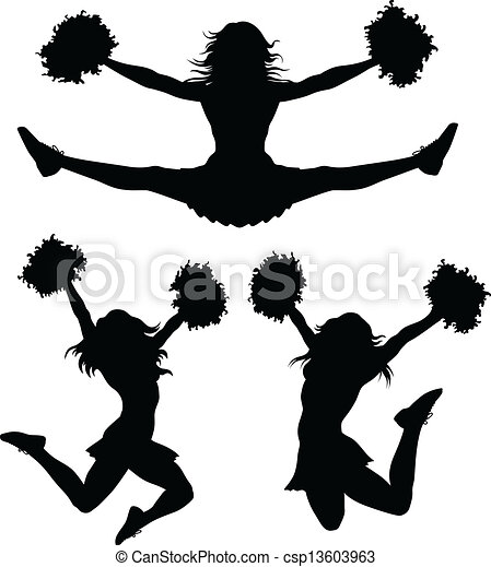 cheerleaders csp13603963