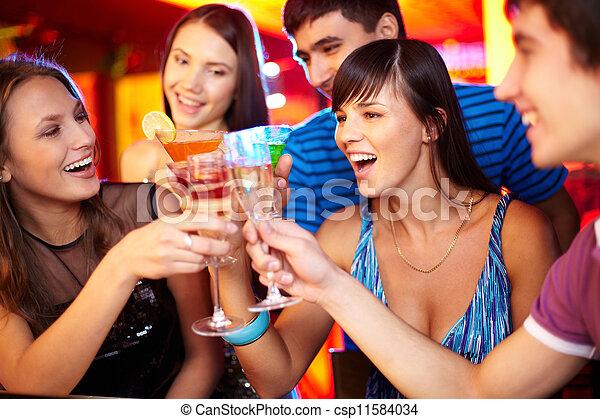 Cheers - csp11584034