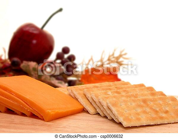 Cheese & Crackers 2 - csp0006632