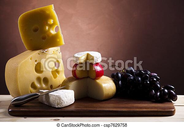 Cheese - csp7629758