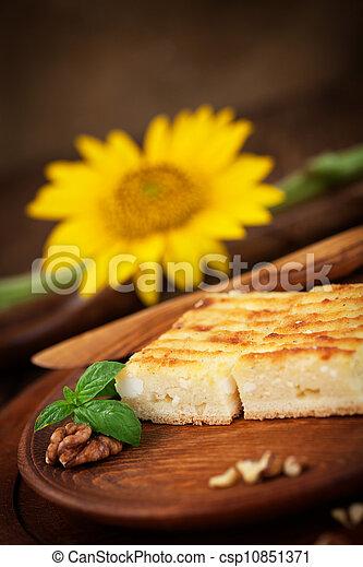 cheese pie - csp10851371