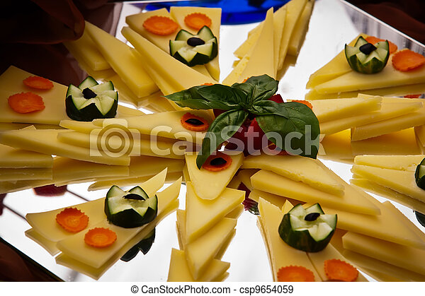 Cheese platter - csp9654059