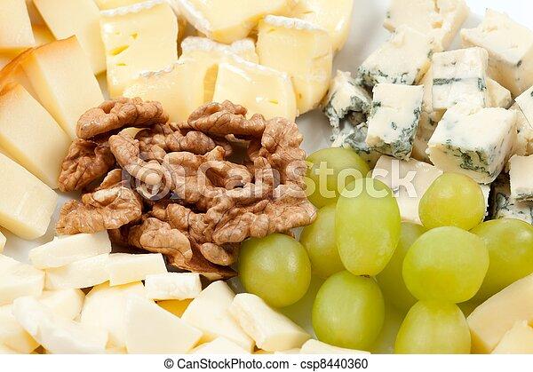Cheese platter - csp8440360