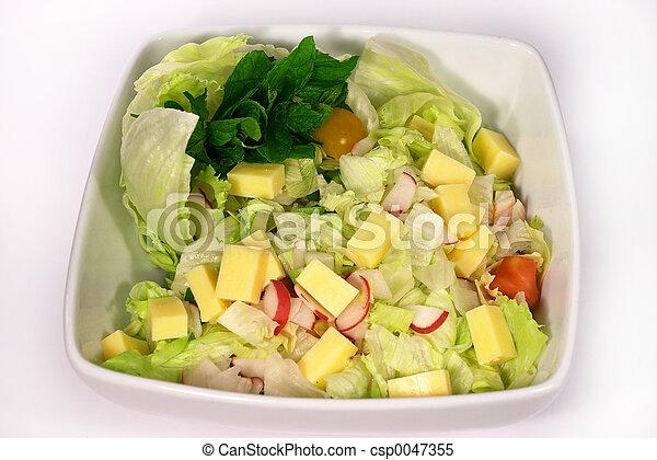 Cheese salad - csp0047355
