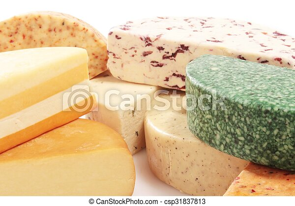 cheese selection - csp31837813