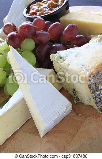 cheese selection - csp31837486