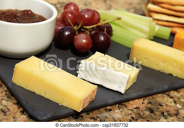 cheese selection - csp31837732