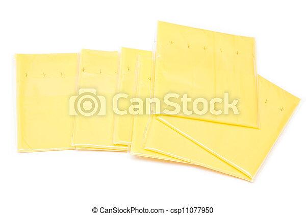 cheese slices - csp11077950