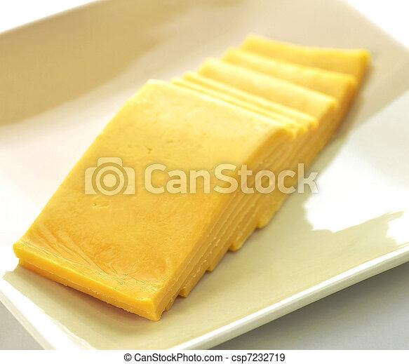 cheese slices - csp7232719