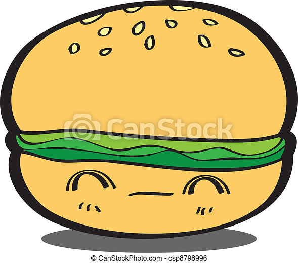 cheeseburger eps10 vector clip art vector search drawings and rh canstockphoto com cheeseburger clip art free cheeseburger fries clipart