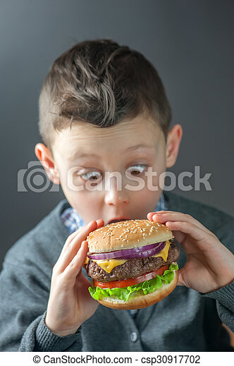 cheeseburger - csp30917702
