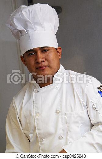 chef, cicatrizarse - csp0425240