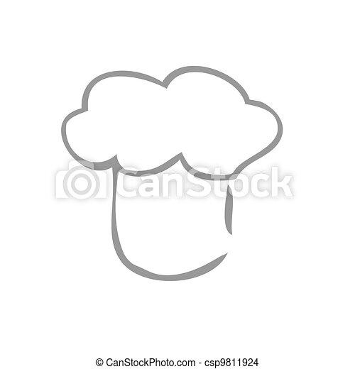 chef hat - csp9811924