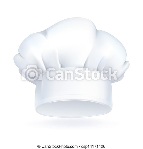 Chef hat, icon - csp14171426