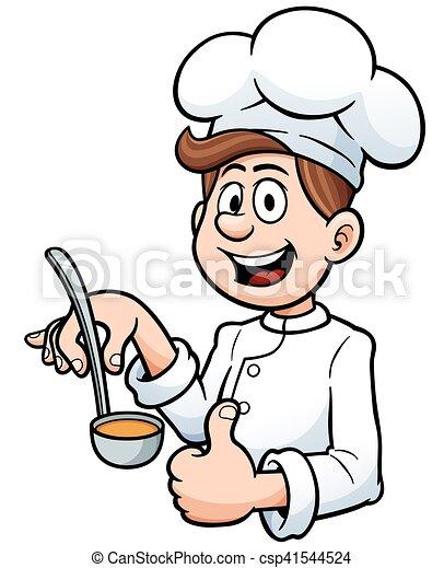 Chef - csp41544524
