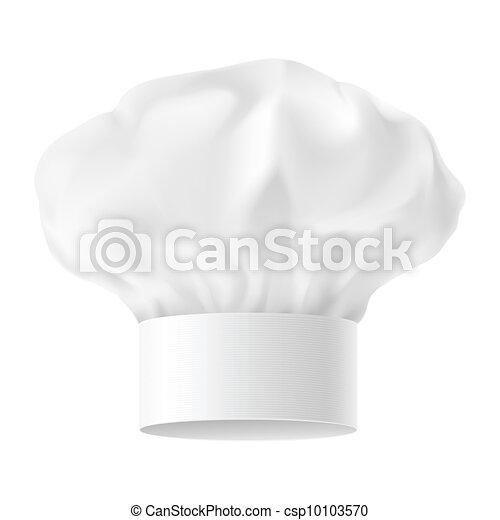 Sombrero de chef - csp10103570