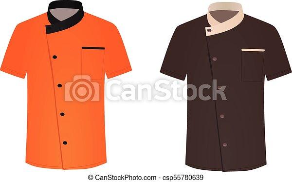 Chef Uniform Cook Shirt