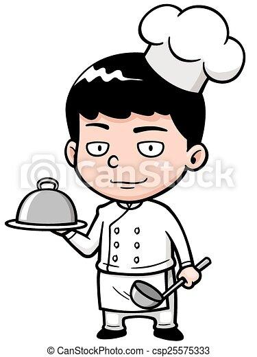 Chef - csp25575333