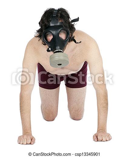 Chemical Fetish Guy - csp13345901
