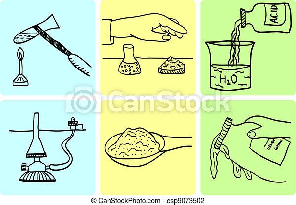 Chemical Laboratory Rules - csp9073502