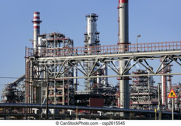 Chemical oil plant equipment petrol distillery  - csp2615545