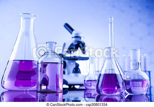 Chemical, Science, Laboratory Equipment - csp30801334