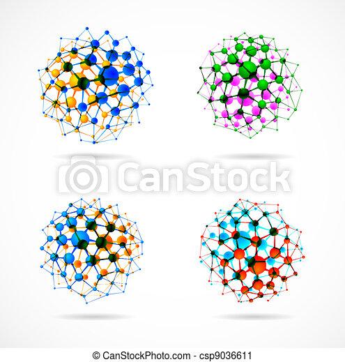 Chemical spheres - csp9036611