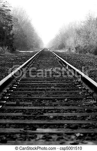 chemin fer traque - csp5001510