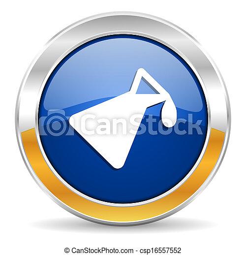 chemistry icon - csp16557552