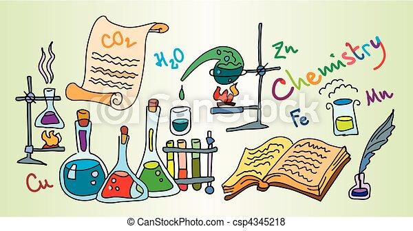 Chemistry Lab - csp4345218