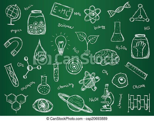 Chemistry Science Background - csp20693889