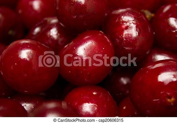 Cherries-2 - csp20606315