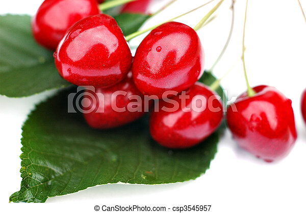 Cherries 2 - csp3545957