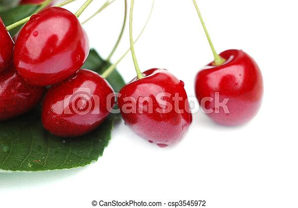 Cherries 6 - csp3545972