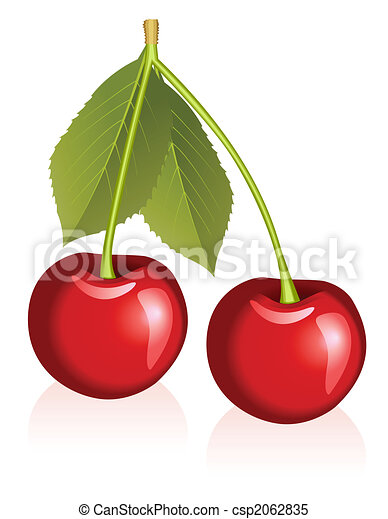 Cherries - csp2062835