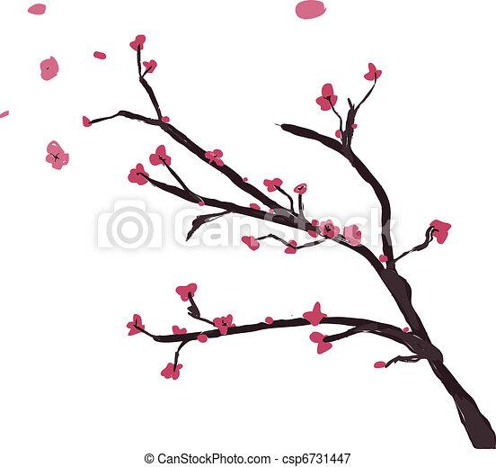 Cherry Blossom - csp6731447