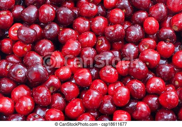 Cherry - csp18611677