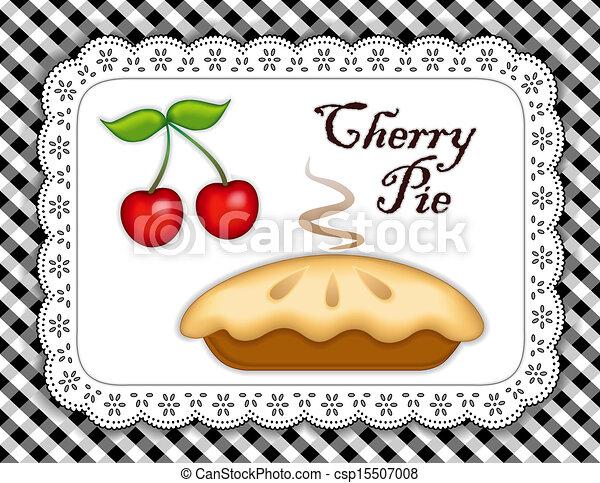 Cherry Pie - csp15507008