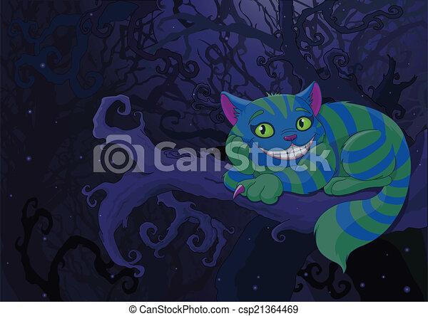Cheshire Cat  - csp21364469