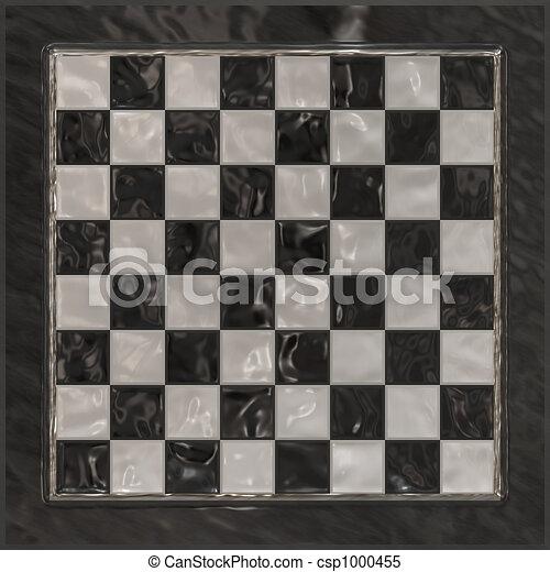 chess board - csp1000455