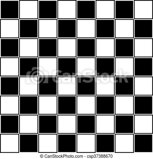 Chess board style - csp37388670