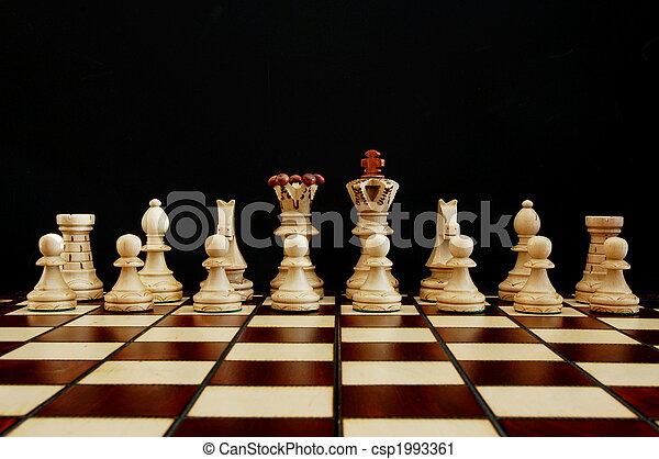chess conflict - csp1993361