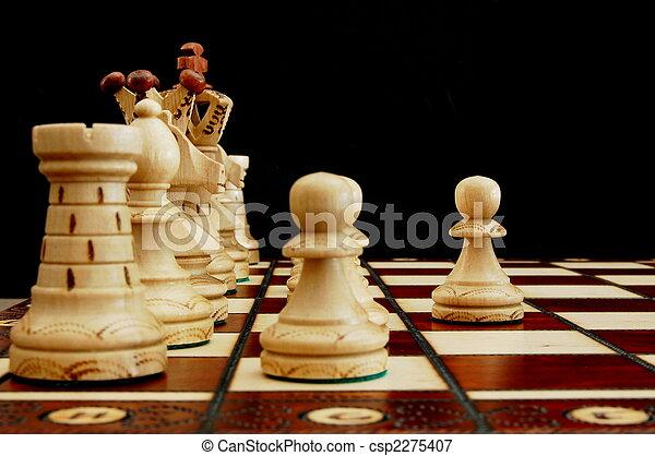 chess conflict - csp2275407