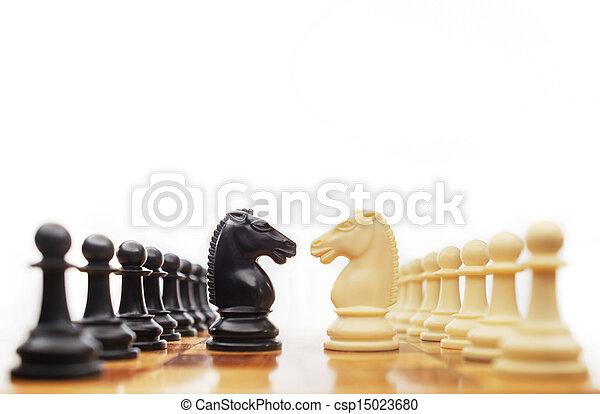 Chess conflict - csp15023680