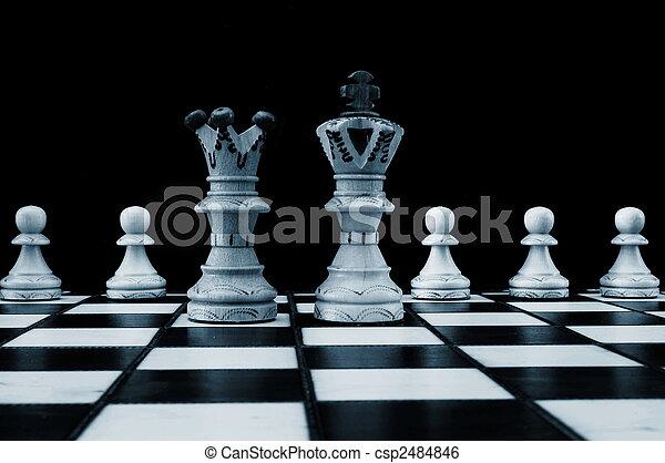chess conflict - csp2484846