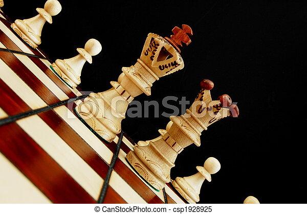 chess conflict - csp1928925