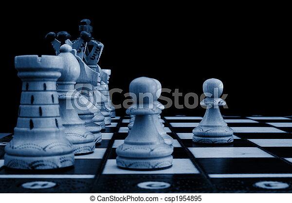 chess conflict - csp1954895