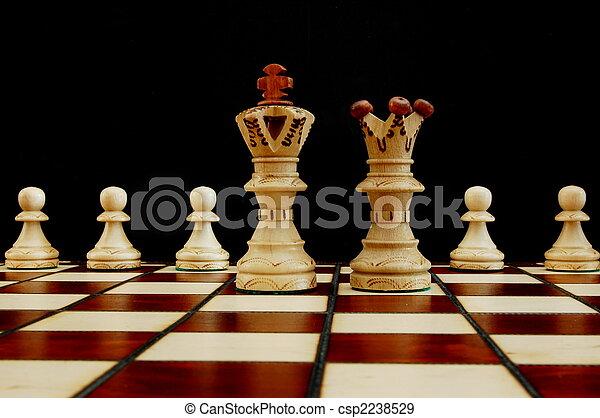 chess conflict - csp2238529