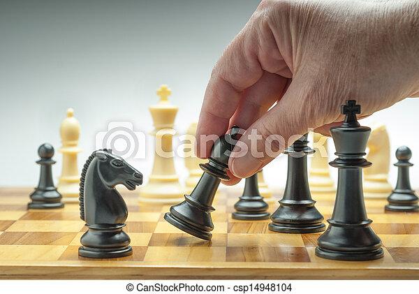 Chess conflict - csp14948104