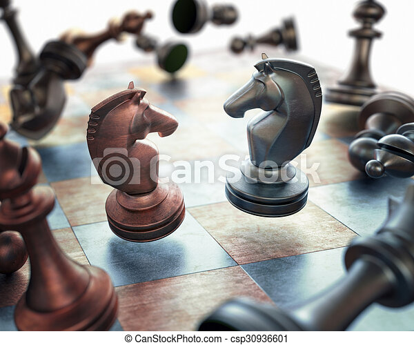 Chess Floating - csp30936601
